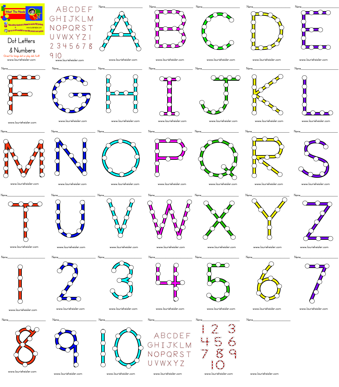 Custom Handwriting Worksheets | Worksheet & Workbook Site